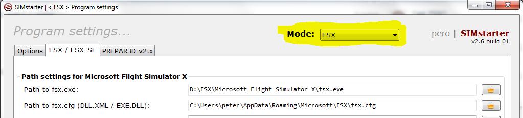 SIMstarter_FSXSE_settings.PNG