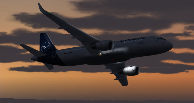 "D-ALAM – ""Mein"" Lufthansa Repaint – aviation pero-online de"